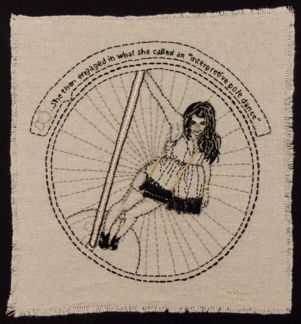 Interpretive Pole Dance
