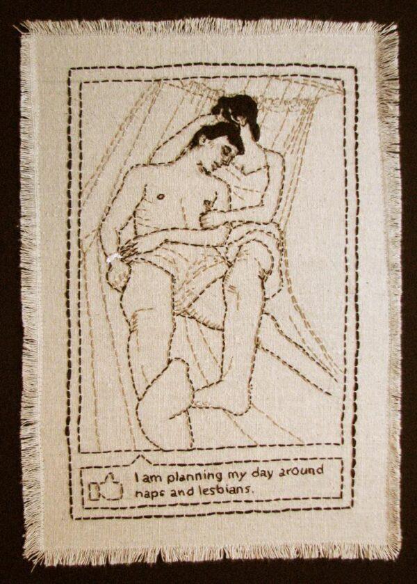 Naps and Lesbians