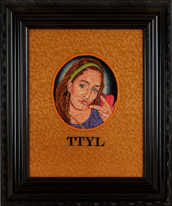 TTYL (Talk To You Later)