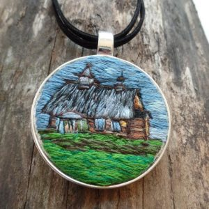 Lake House Necklace