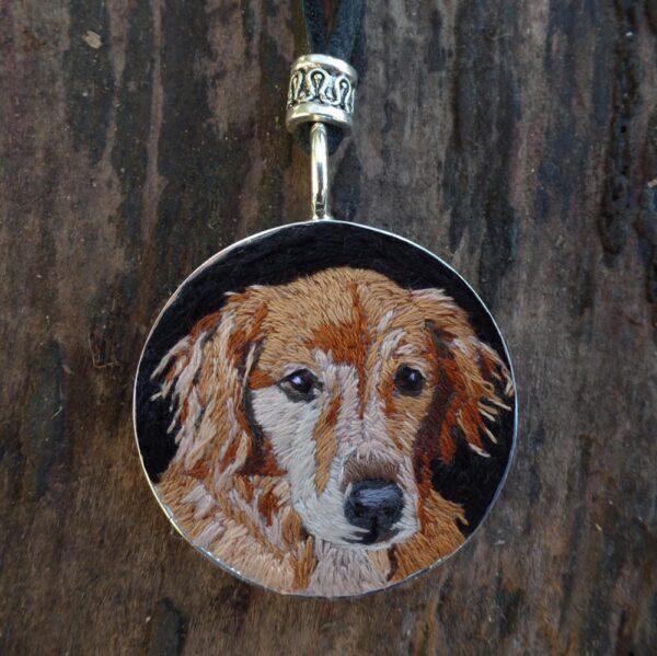 Custom Dog Necklace